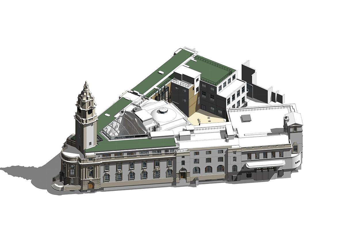 Lambeth Townhall